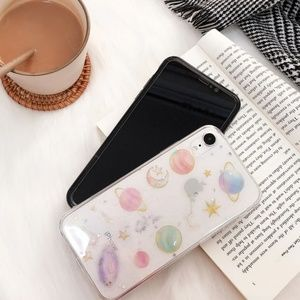 Accessories - NEW iPhone 7/8 Moon, Stars, and Planets Case